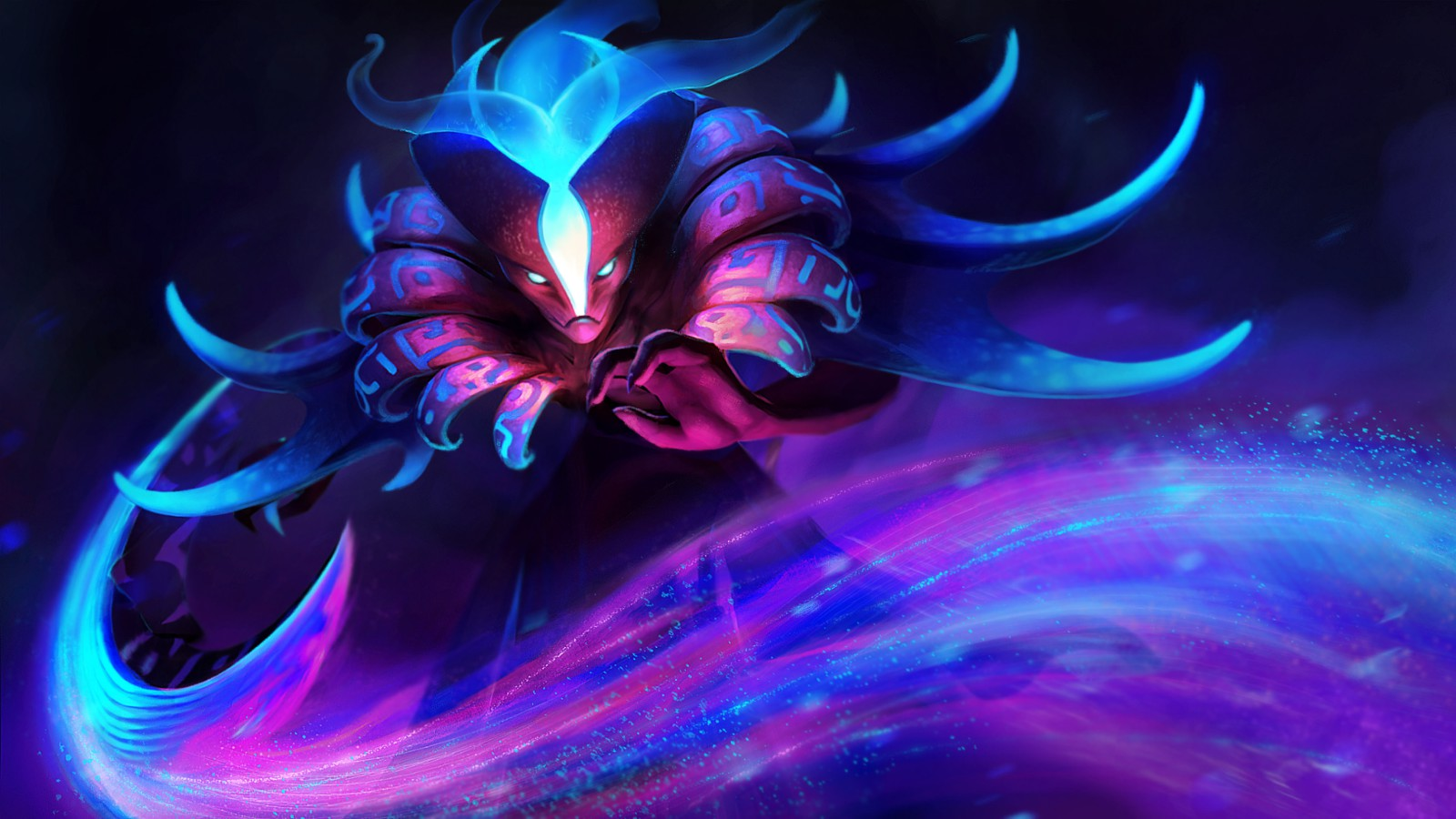 Spectre Dota 2 Wallpapers