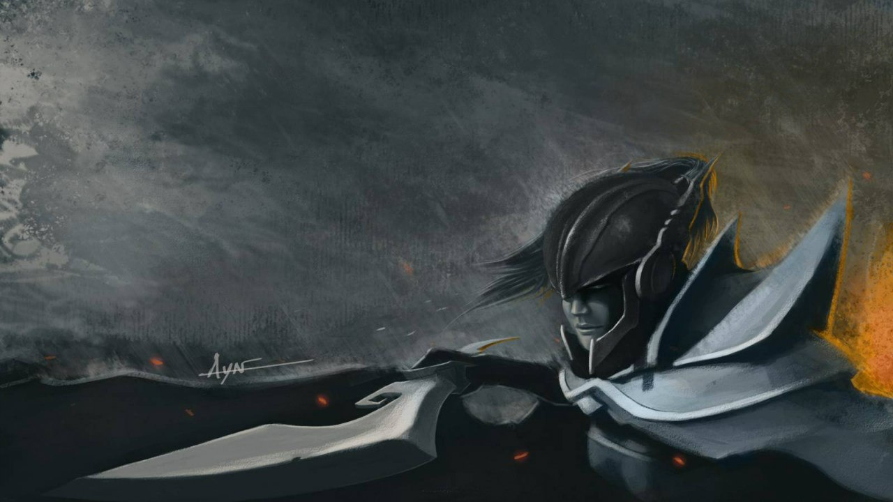 Phantom Assassin wallpaper
