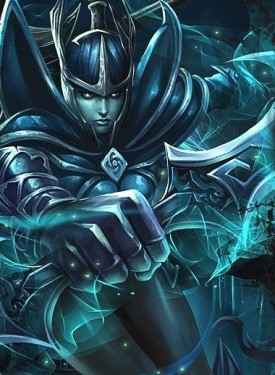 Phantom Assassin на iphone, android wallpapers. Новинки в мире игр