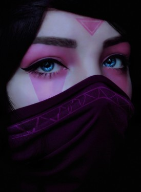 Templar Assassin god wallpaper