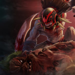 Bloodseeker vs Pudge