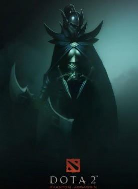 Phantom Assassin Mortred wallpapers