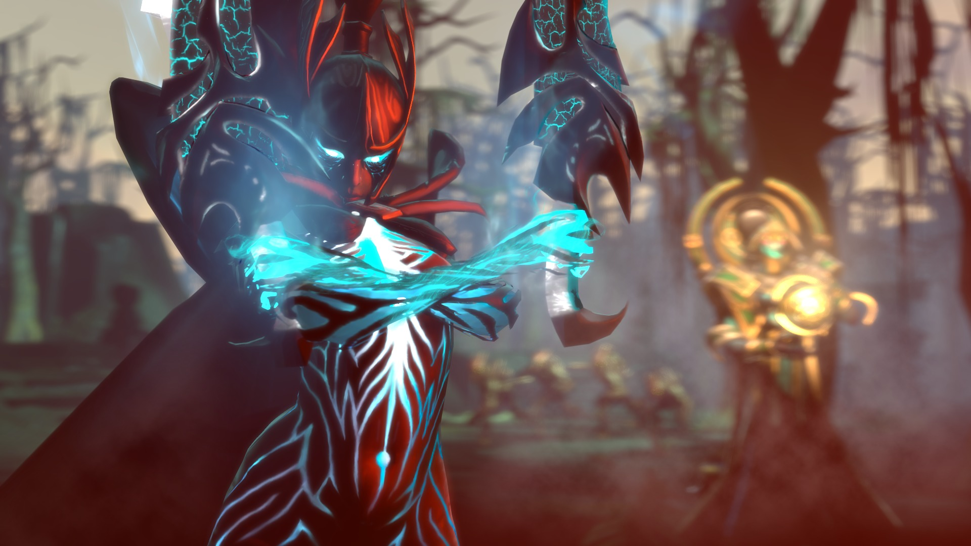 Oracle arcana p... Queen Of Pain Dota