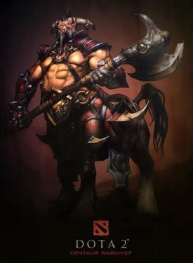 Centaur Warrunner