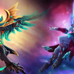 Vengeful Spirit vs Skywrath Mage