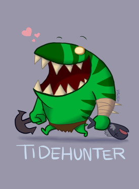 Tidehunter iphone android FULL HD