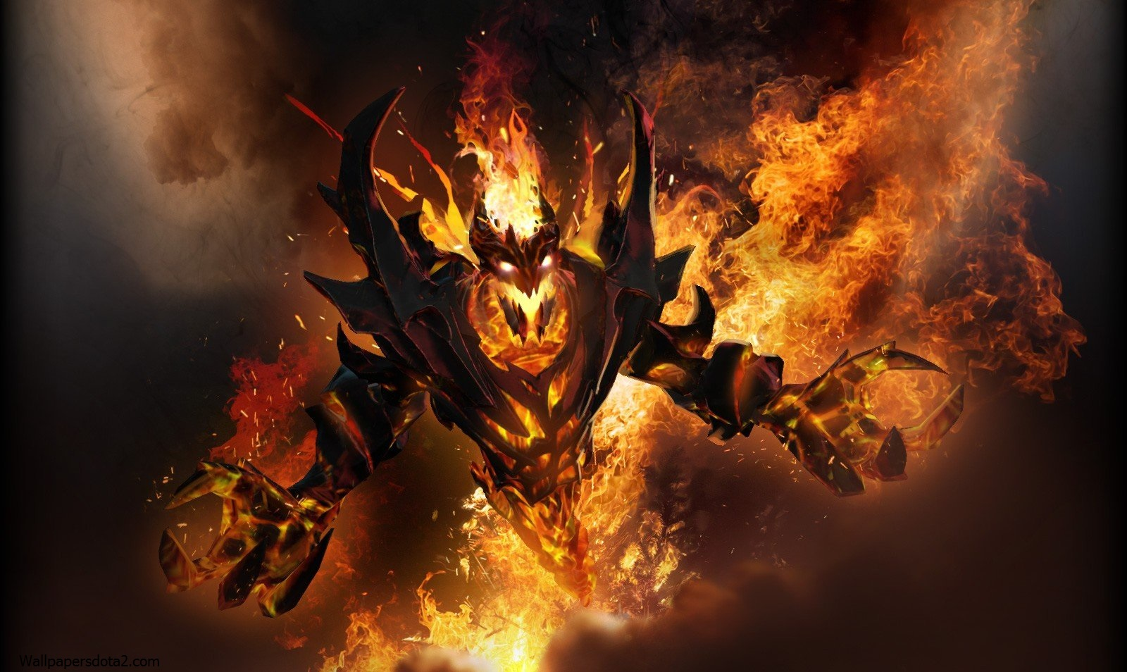 Dota 2 juggernaut wallpaper desktop background with high definition - Shadow Fiend Sf Arcana Wallpapers Hd Dota 2