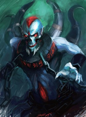 Lich mobile phone wallpapers Dota 2