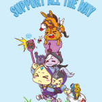 Support all the way