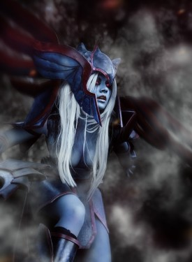 Vengeful spirit Dota 2 free cell phone wallpapers