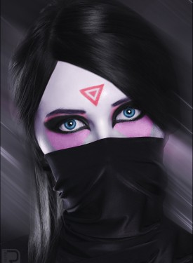 Templar Assassin black iphone wallpaper Dota 2