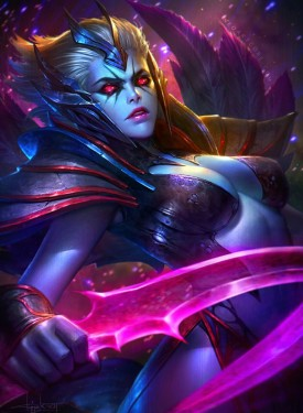 Vengeful Spirit iphone original wallpaper Dota 2