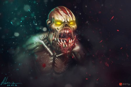 Lifestealer download wallpaper for desktop Dota 2
