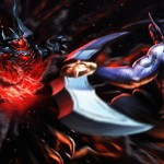 Shadow Fiend & Anti Mage