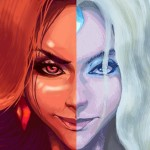 Crystal Maiden & Lina