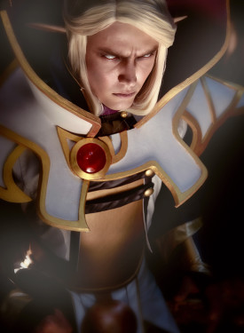 Invoker iphone original wallpaper