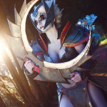 Vengeful Spirit apple iphone wallpaper