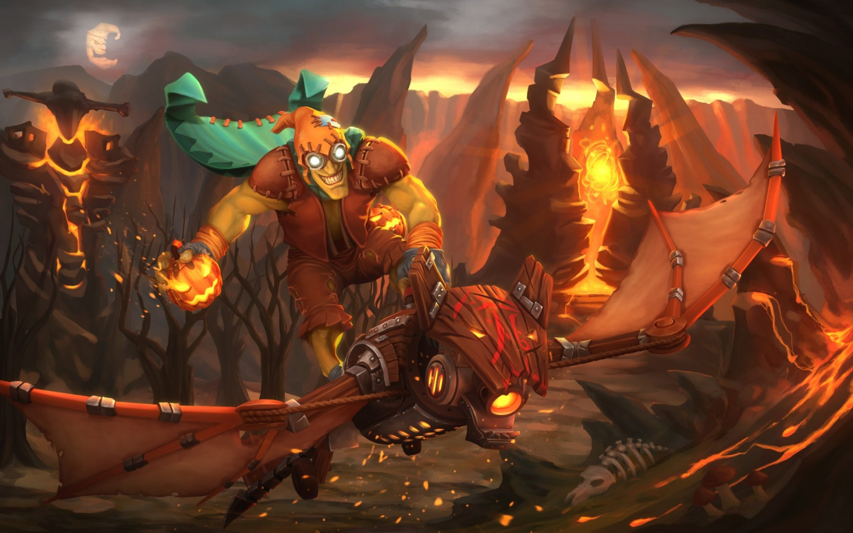 batrider desktop backgrounds high resolution dota 2