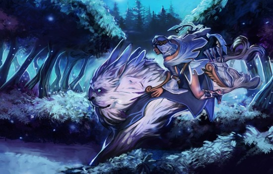 Mirana free pc wallpaper download