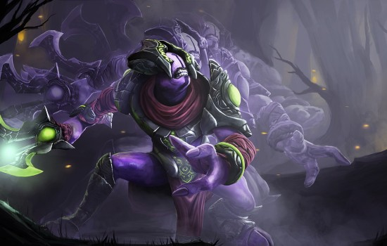 Faceless Void new SET