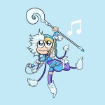 Crystal Maiden ART free images
