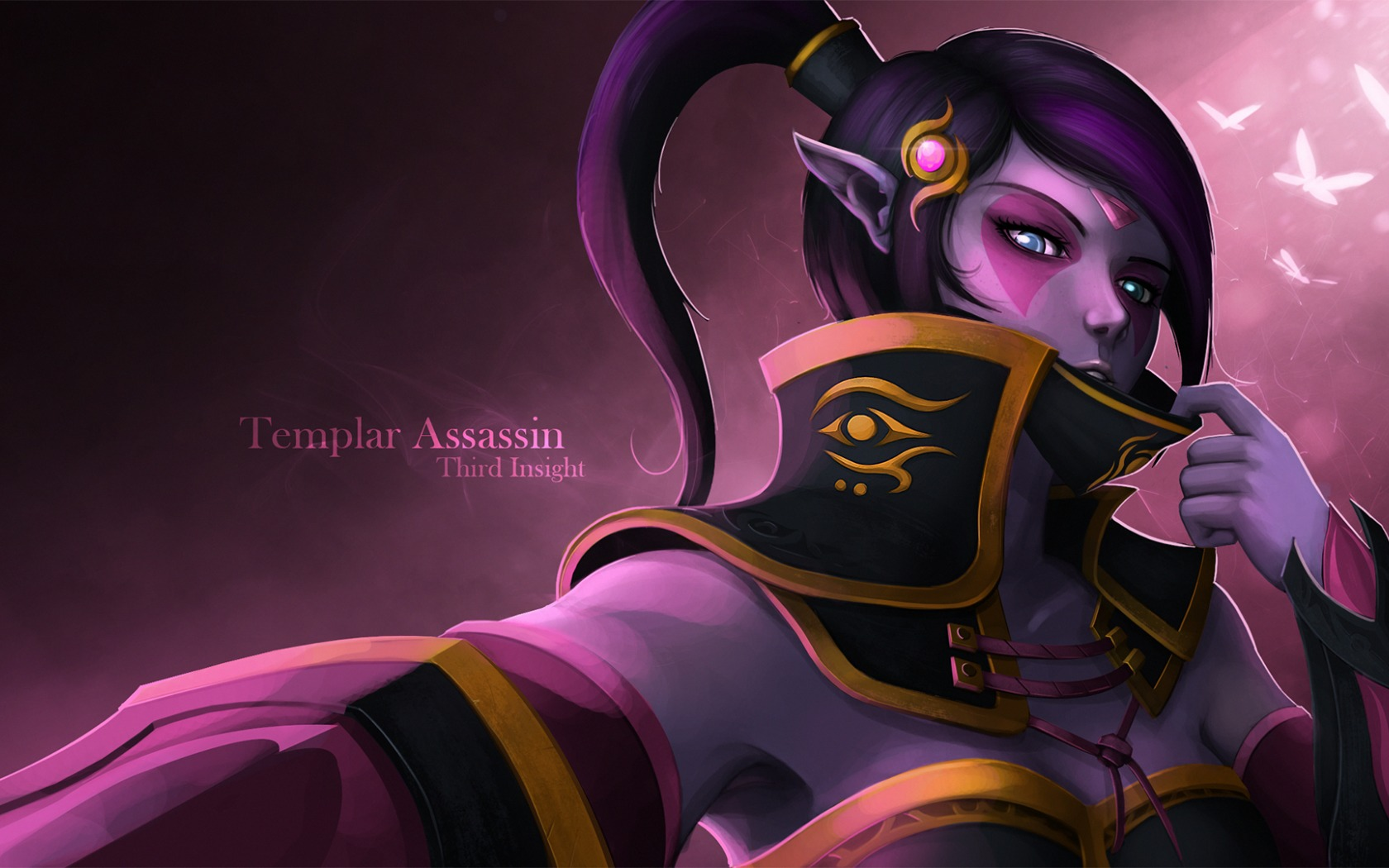 Templar Assassin wallpapers free | Wallpapers Dota 2 ...