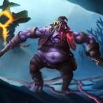 Alchemist god wallpaper Dota 2