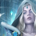 Crystal Maiden nature wallpapers