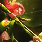 Windranger computer wallpaper free