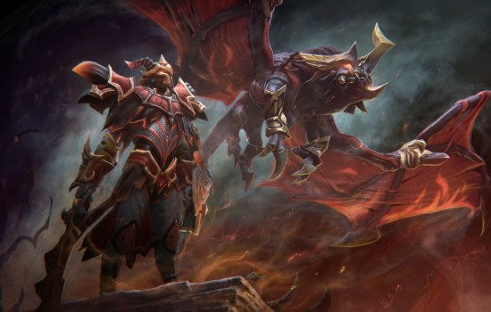 Dragon Knight wallpapers and backgrounds
