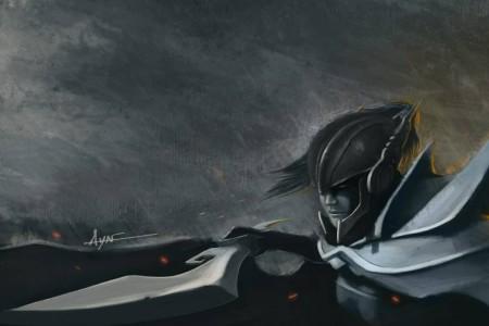 Phantom Assassin wallpaper