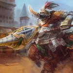 Horn of Rising Glory Magnus