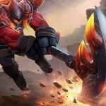 Axe Torrid Lava_Loading