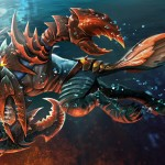 Deep Sea Dragoon Slark