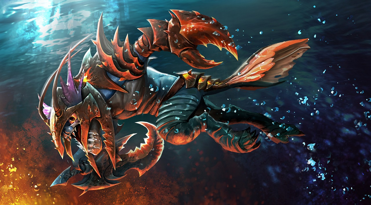 Deep Sea Dragoon