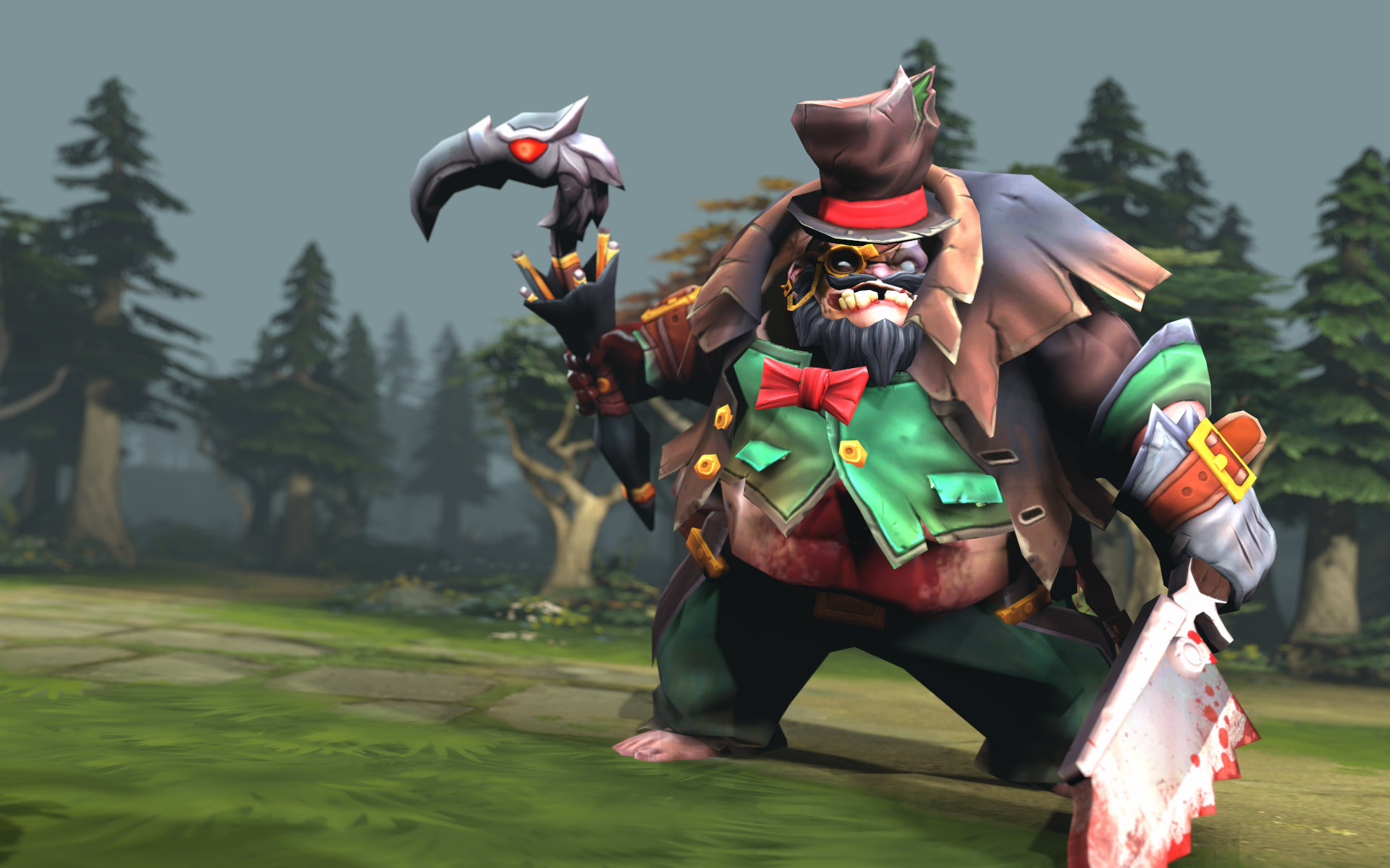 A Gentleman's Dapper Coat Pudge