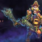 Alchemist's unbeaten willpower weapon