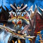 Queen of pain, Akasha