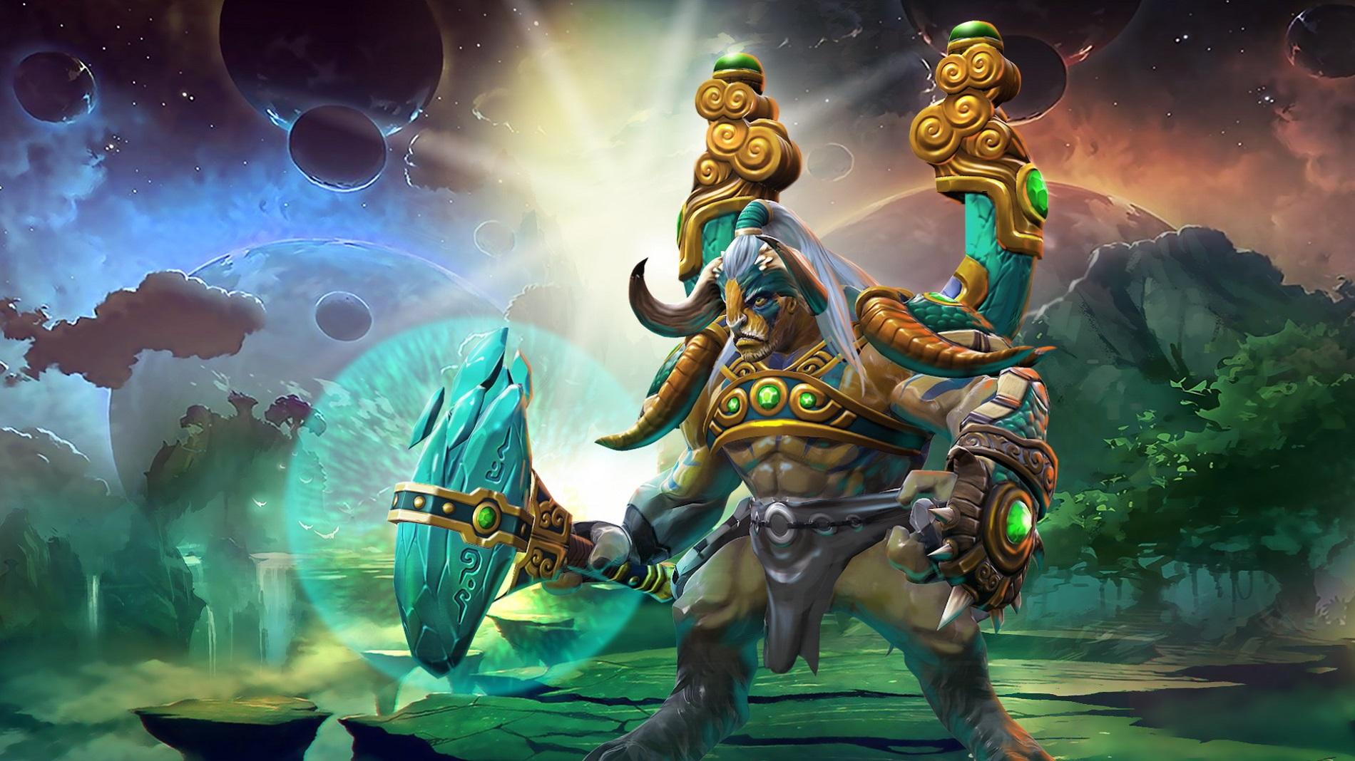 Elder Titan Wallpapers