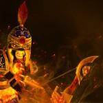 Fiery Sentinel — Clinkz