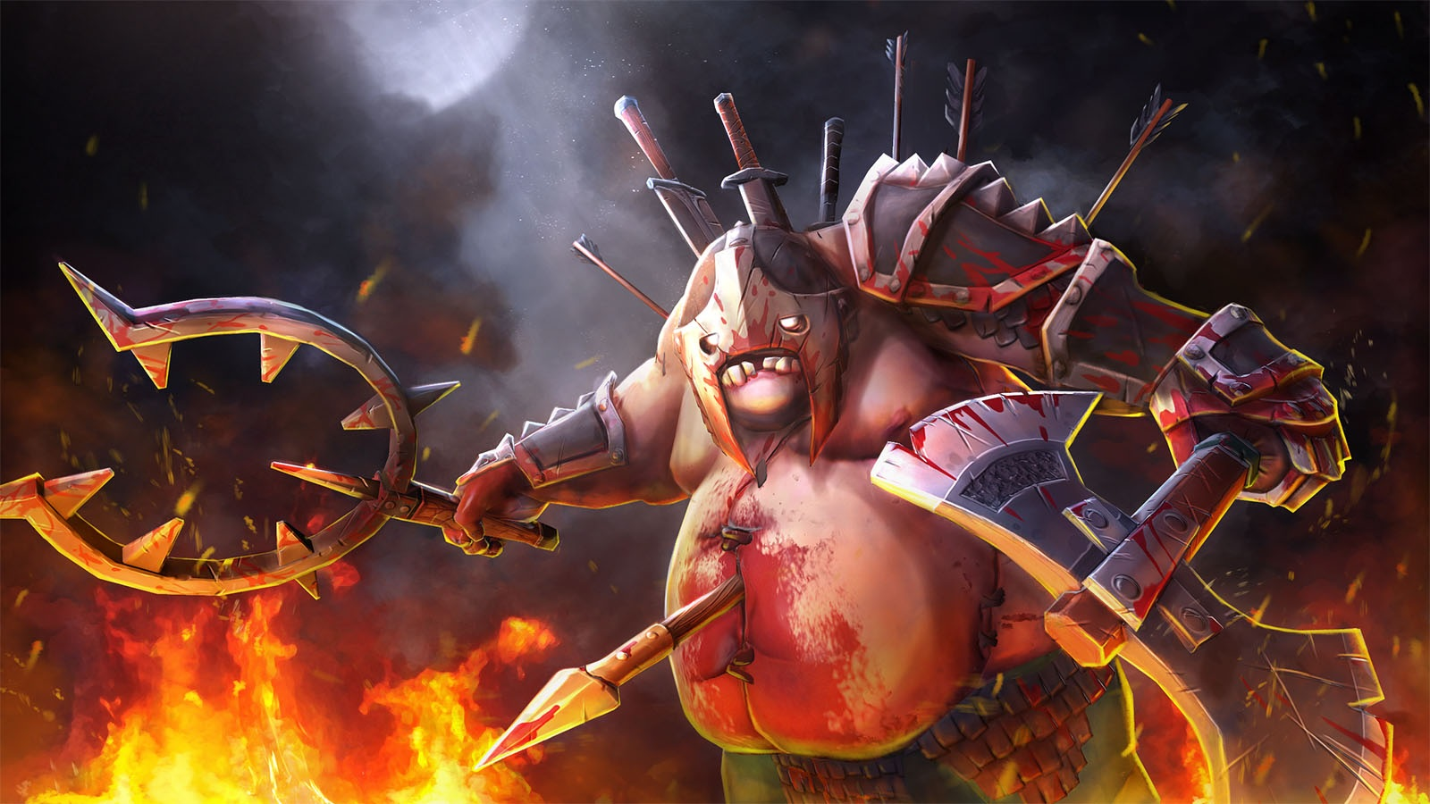 War Path Visor Pudge