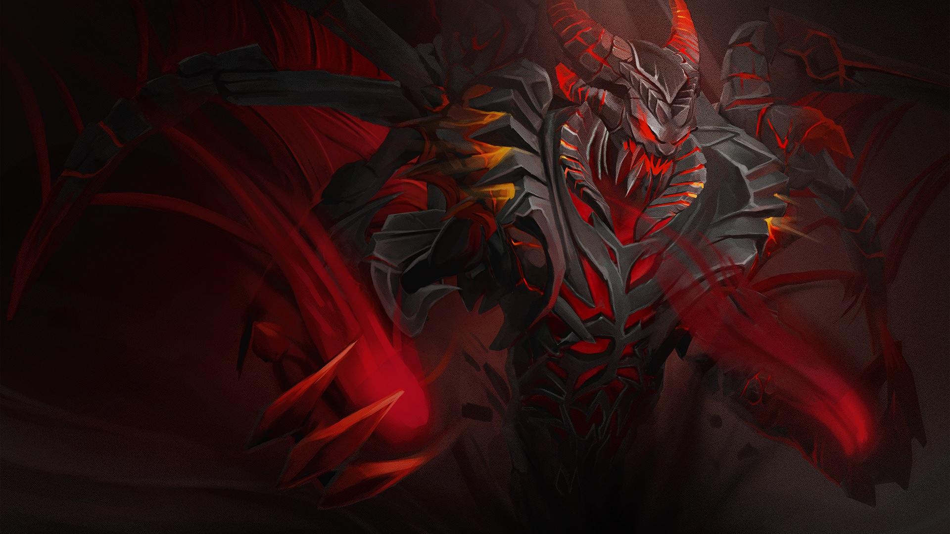Drakonid Reaper Shadow Fiend