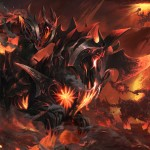 Burning Nightmare Chaos Knight