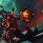 Necromancer's Cuffs Shadow Fiend