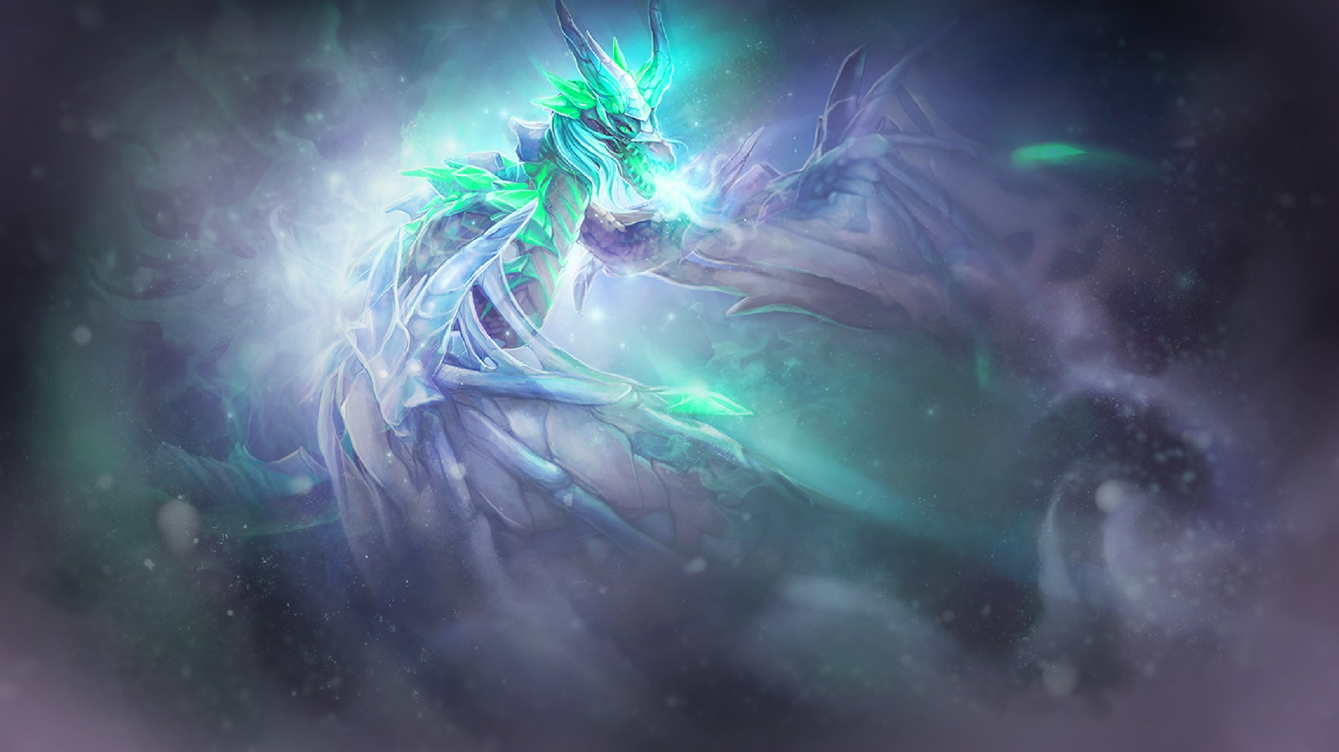 Winter Wyvern Wallpapers Dota 2