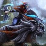 Silvershade Rider — Luna