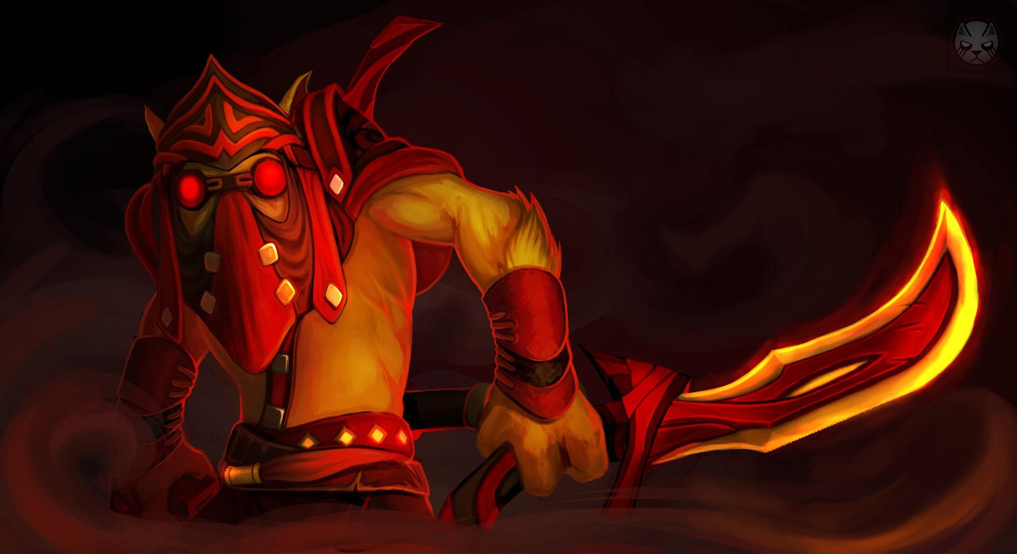 Redmist Assassin's - Bounty Hunter