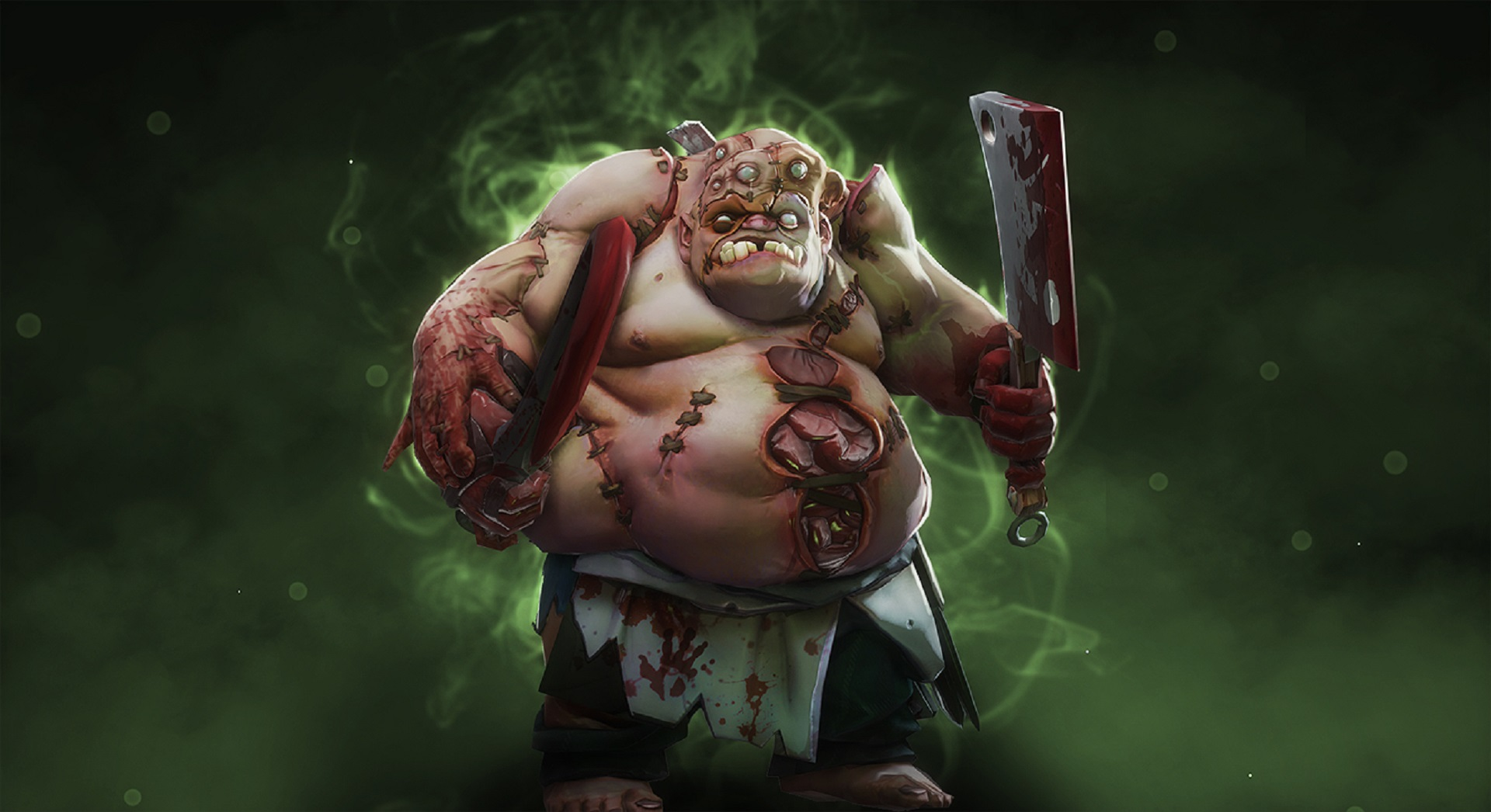 Back of the Fallen - Pudge