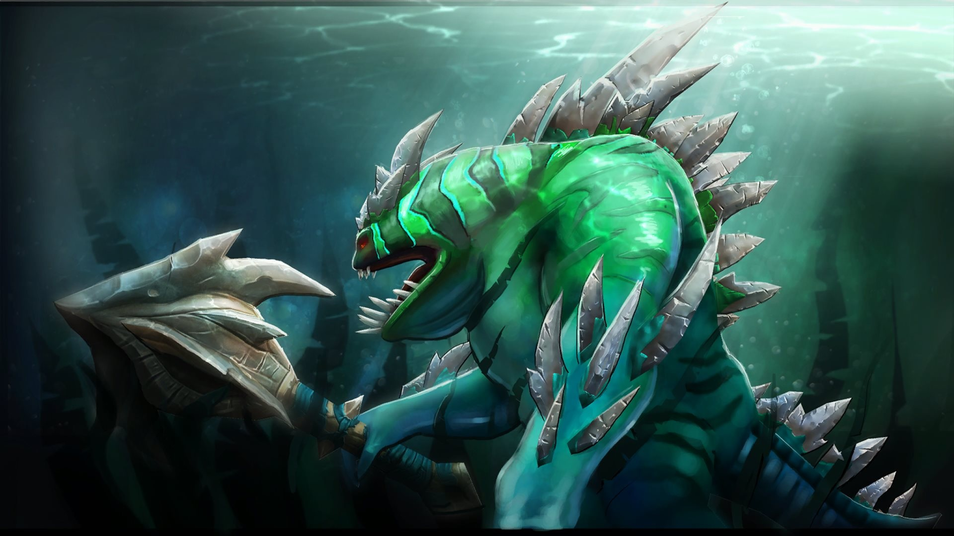 Tidehunter wallpaper for pc