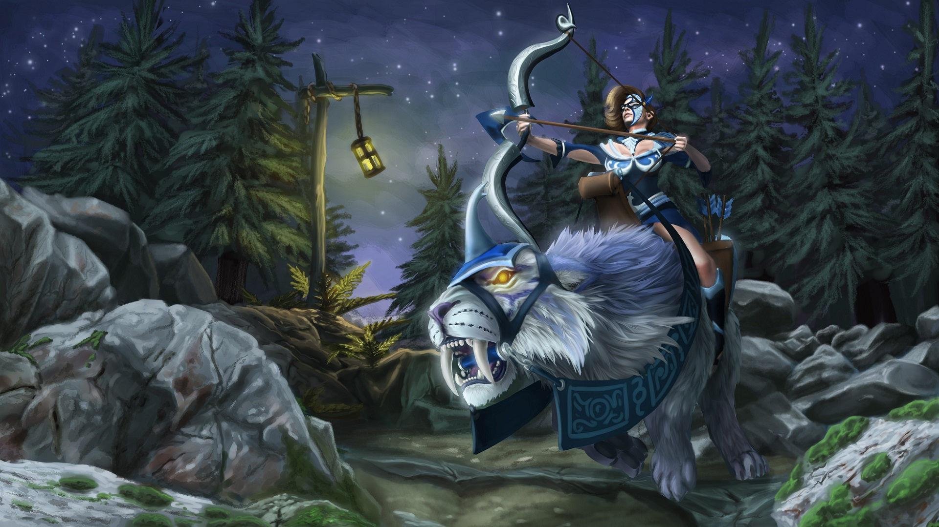 Mirana images for pc wallpaper